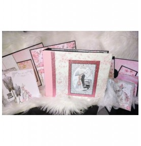 Gorjuss 12x12 Inch Paper Pack Christmas Colection
