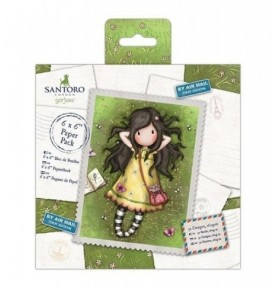 """4 x 4"""" Character Paper Pack (20pk)"""