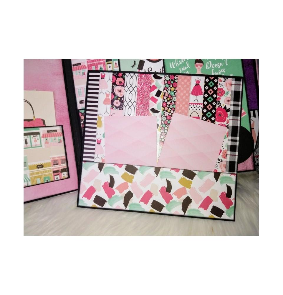 Decorer My Places Paper Pack