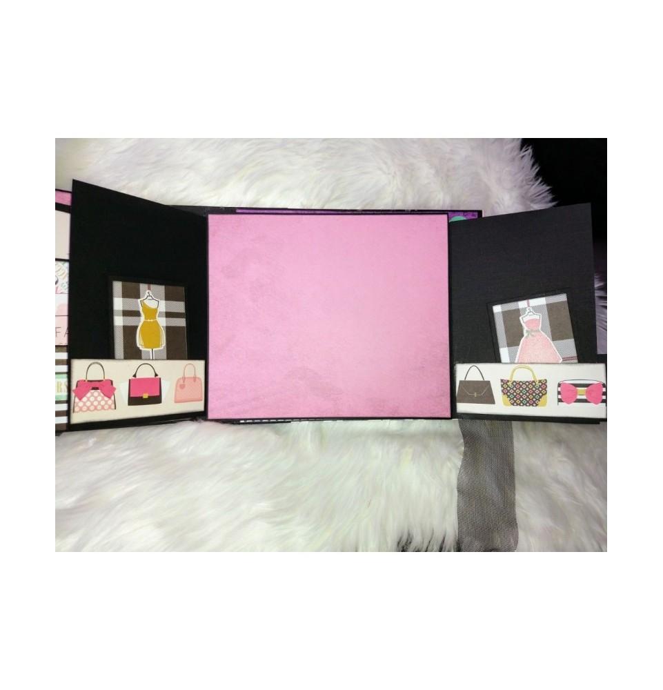 Decorer Spring Fashion Paper Pack