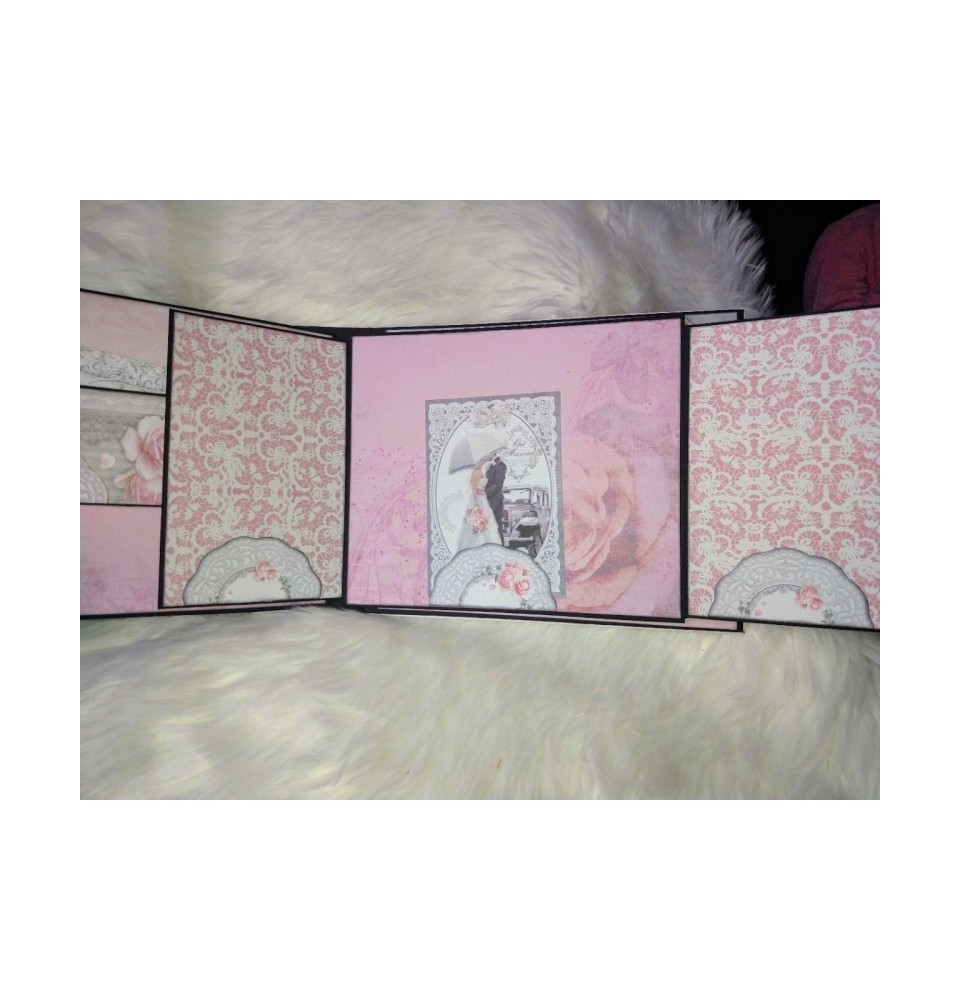 Design A Tote Bag Kit - Santoro - Loveheart