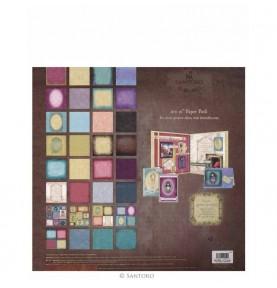 Gorjuss Rubber Stamps - Santoro - Rosie