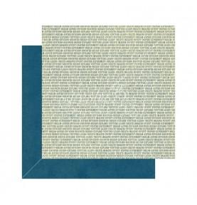 Mini rubberen stempel - Santoro - No. 30 Hush Little Bunny