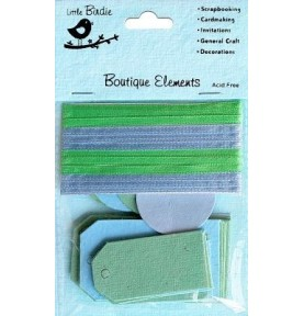 Collectable Rubber Stamp Storage Case Pockets - Santoro